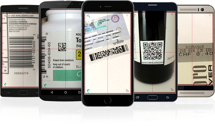 Barcode Scanner SDK | Mobile Decoder API