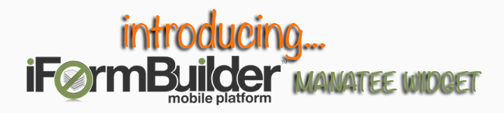 Introducing iFormBuilder Manatee Works Barcode Scanner SDK widget